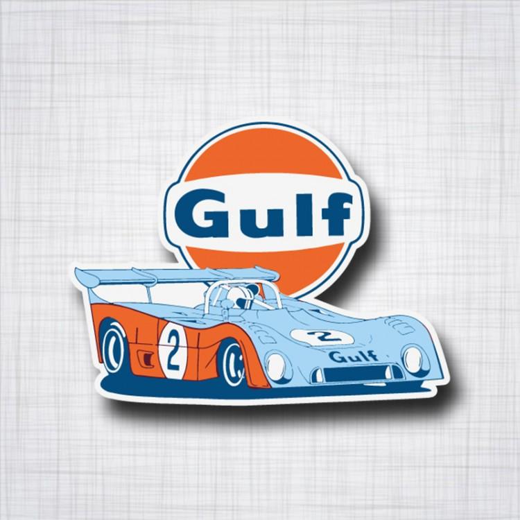 Gulf M6 FORD