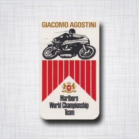 Giacomo Agostini Marlboro