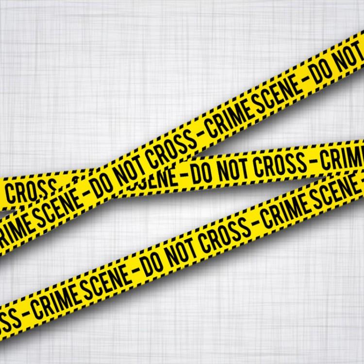 bande CRIME SCENE - DO NOT CROSS