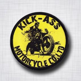 Kick-ass Motorcycle