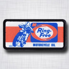 Ring Free Motorcycle Oil