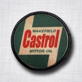 Castrol Motor Oil rond