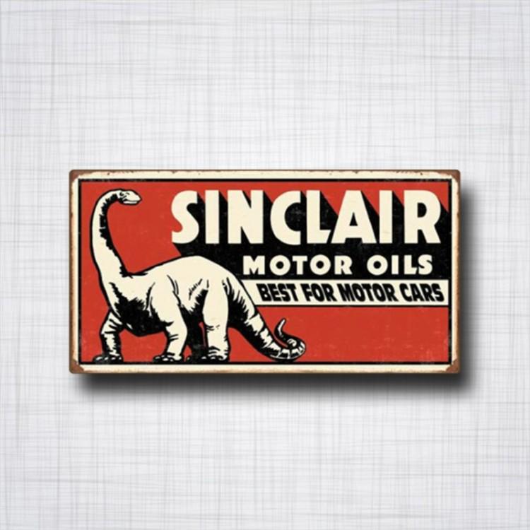 Sticker Sinclair Motor Oils