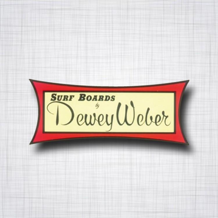 Dewey Weber