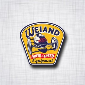 Sticker Weiand
