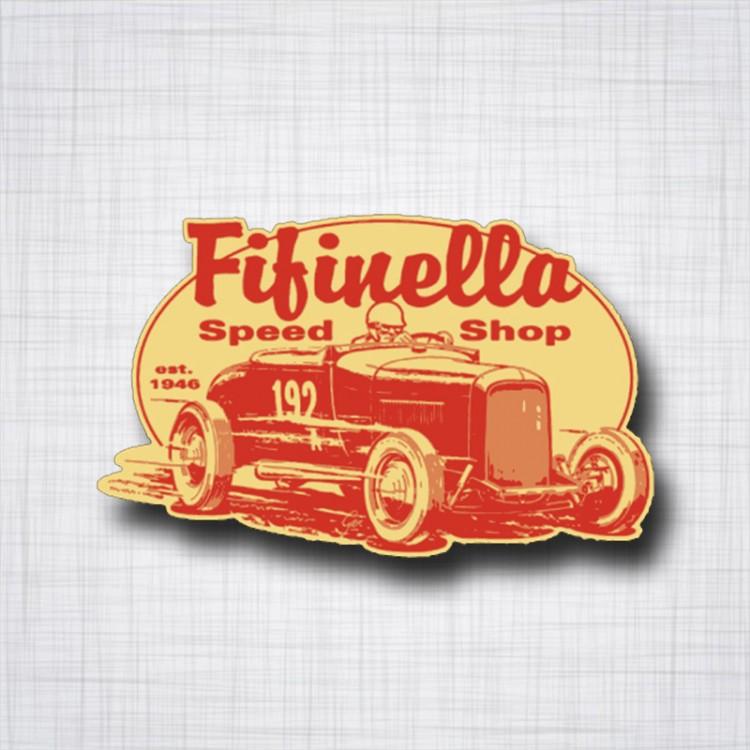 Fifinella Speed Shop