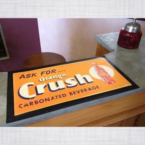Tapis de comptoir Crush Orange