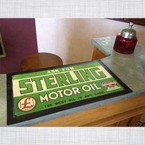 Tapis de comptoir Sterling Motor Oil