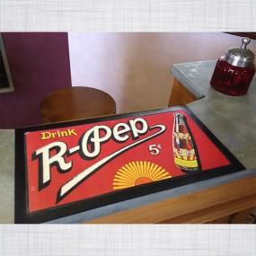 Tapis de comptoir Drink R-Pep