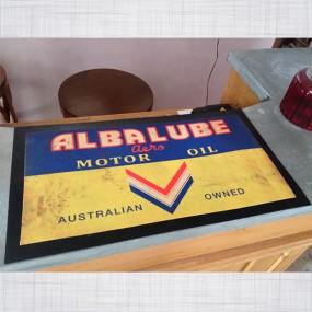 Tapis de comptoir ALBALUBE Aero Motor Oil