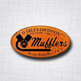 Mufflers Harley Davidson