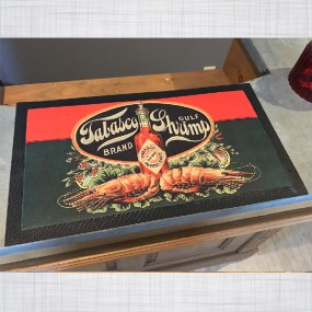 Tapis de comptoir Tabasco Gulf Shrimp