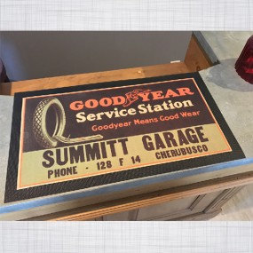 Tapis de comptoir GOOD YEAR Service station