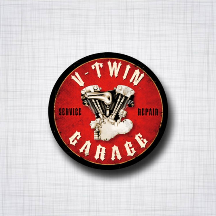 V-TWIN Garage