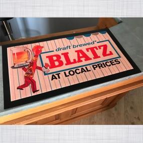 Tapis de comptoir Blatz Beer