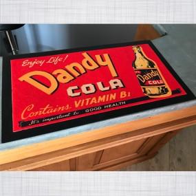 Tapis de comptoir Dandy Cola Enjoy Life