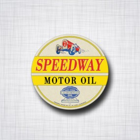 Speed Way Motor Oil