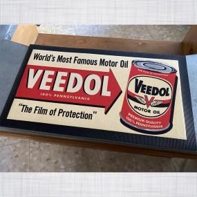 Tapis de comptoir Veedol Motor Oil