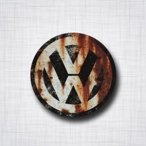 Volkswagen rouillé