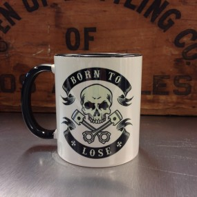 Mug céramique Born To Lose