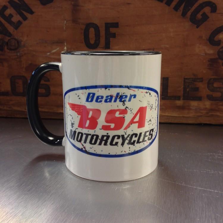 Mug céramique BSA Motorcycles