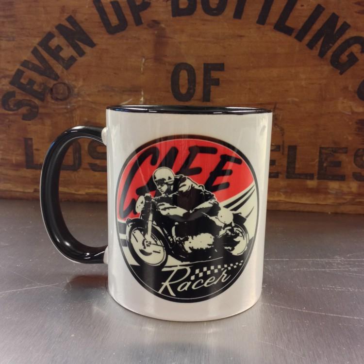 Mug céramique Cafe Racer