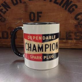 Mug céramique Champion Spark Plug