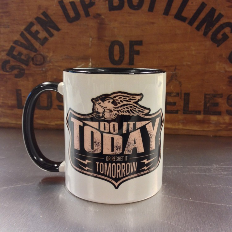 Mug céramique Do It Today