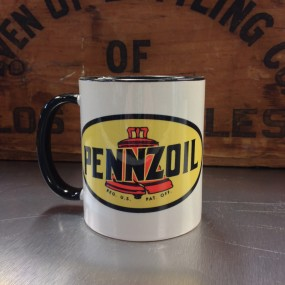 Mug céramique  Pennzoil