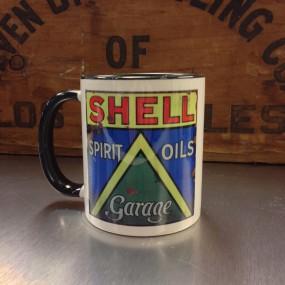 Mug céramique SHELL Spirit Oils