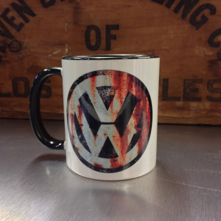 Mug céramique VW Rouillé
