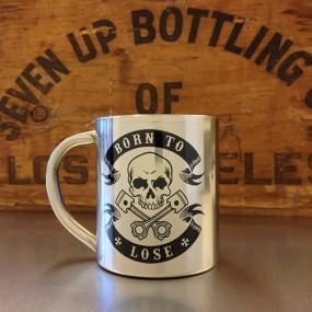 Mug inox Born to Lose
