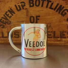 Mug inox Veedol Motor Oil Pin-up