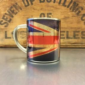 Mug inox Drapeau Royaume unis