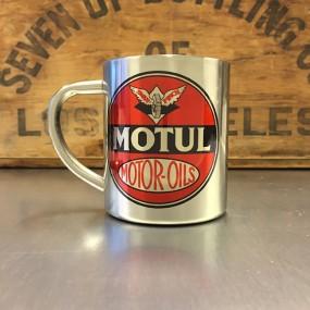Mug inox Motul Motor Oils