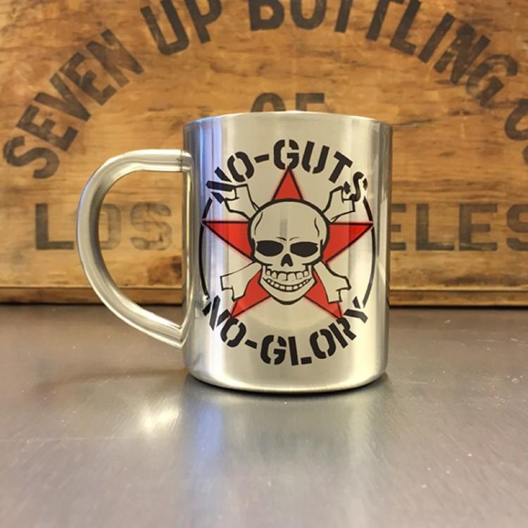 Mug inox No Guts No Glory