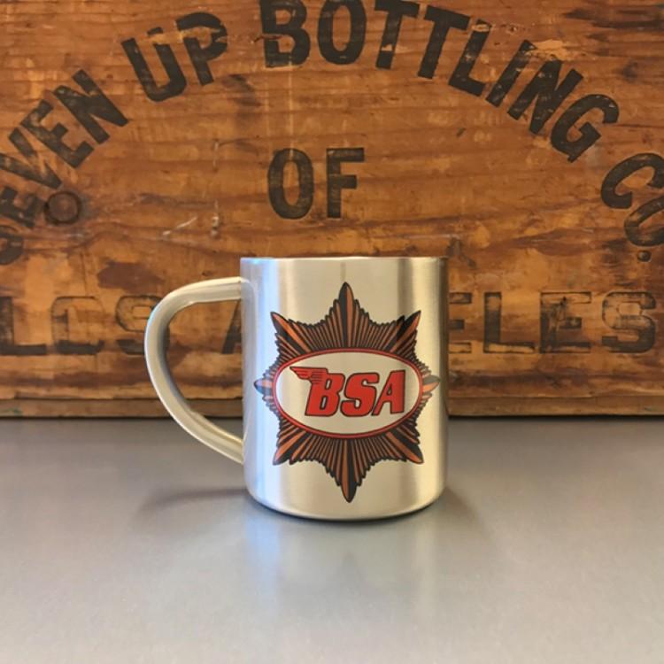 Mug inox BSA Motorcycles