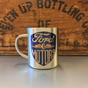 Mug inox Ford Motors