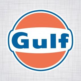 Sticker Gulf 400mm