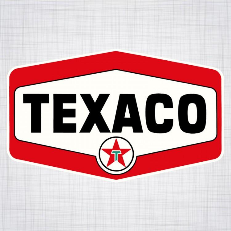 Sticker Texaco 1960 500mm