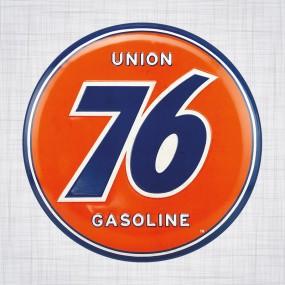 Sticker Union 76 Gasoline 400mm