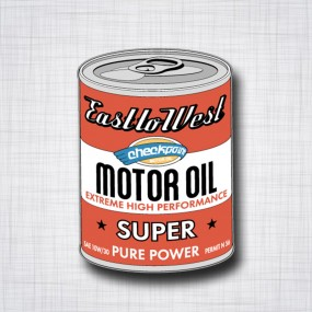 East to West Motor Oil