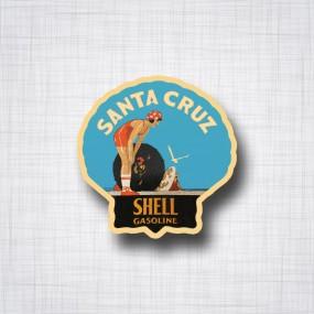 SHELL Gasoline Santa Cruz