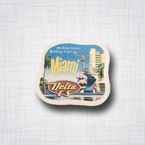 Miami Delta Airlines