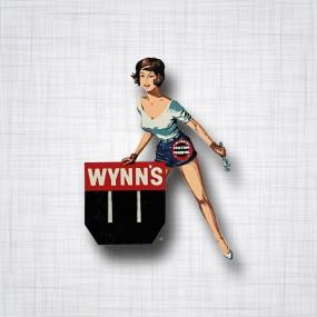Pin-up Wynn's