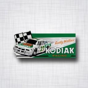 Rusty Wallace Kodiak Racing