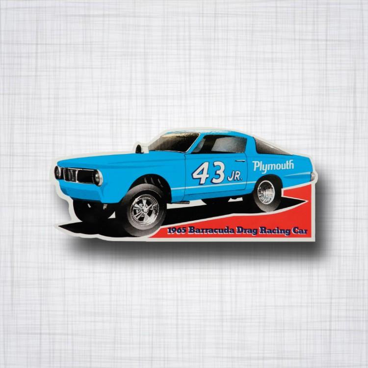 Richard Petty  Plymouth Drag Racing