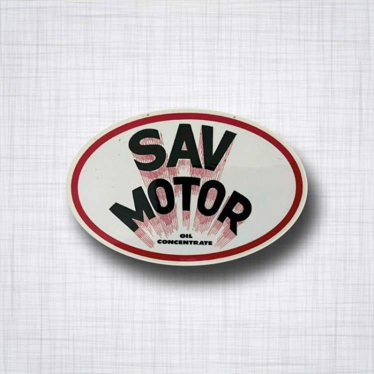 SAV Motor Oil concentrate