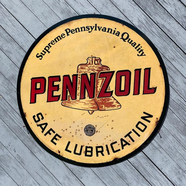 Pennzoil Safe Lubrication 1920