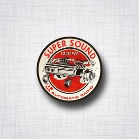 Super Sound Equipped